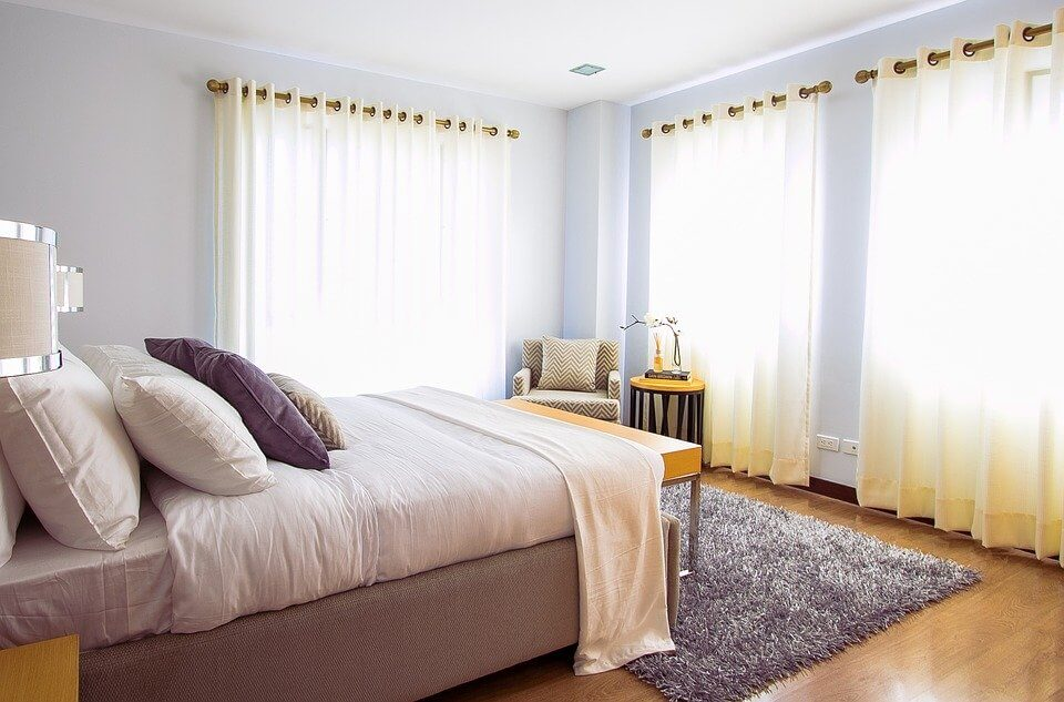Cara Dekorasi Kamar Tidur Kecil Agar Lebih Nyaman