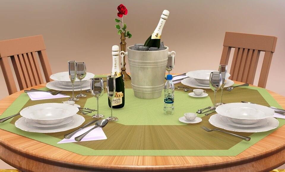Tips Fengshui Ruang Makan Minimalis