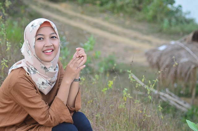 Model Jilbab Yang Cocok Untuk Olahraga