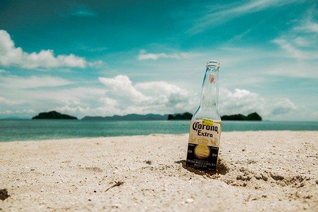 Cara Memotong Botol Kaca Dengan Rapi