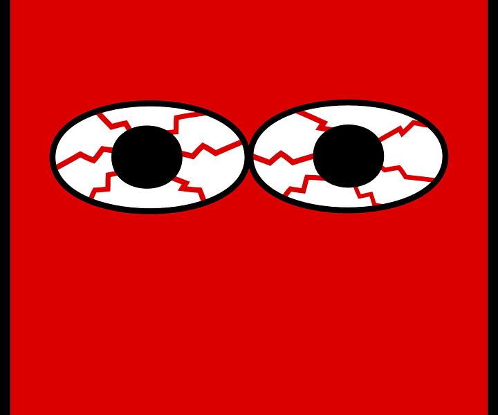 Tidak Boleh Diremehkan, Berikut Penyebab Mata Merah Yang Wajib Kamu Ketahui
