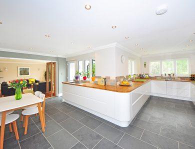 Jangan Asal Pilih Keramik untuk Dinding Dapur
